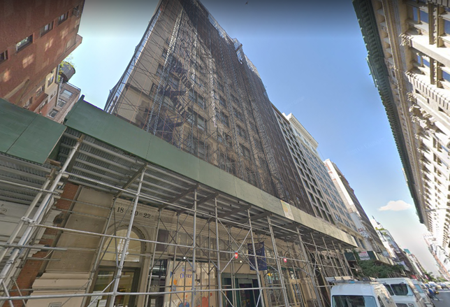 WeWork Signs Full-Building Lease A Block From Its Chelsea HQ
