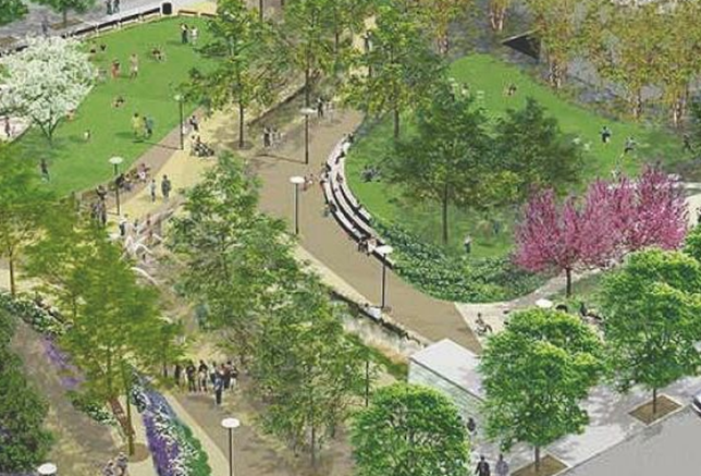 City Considering Replacing Developer On Stalled Community Park Project In Brooklyn