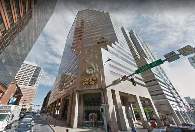 Hertz Investment Group Enters Baltimore Market With Wells Fargo Tower Buy
