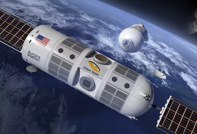 First Outer Space Hotel Could Accommodate Four Guests For Nearly $9.5M Each By 2021