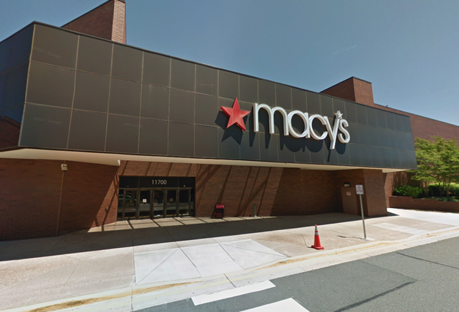 Macy's Fair Oaks Mall