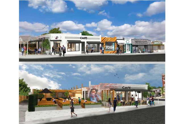 Miller Development Brookland Retail