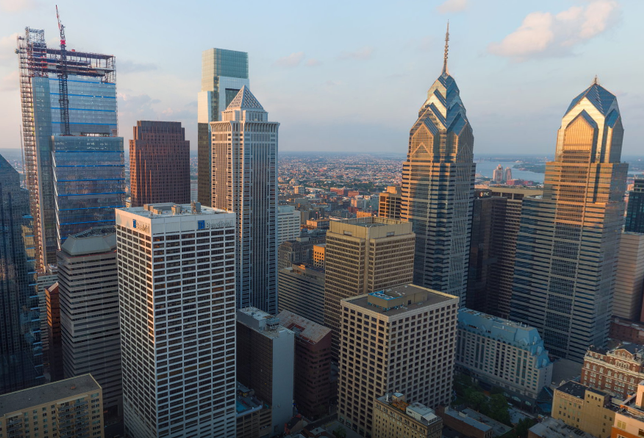 Experts Disagree On The Health Of Philly's Office Market