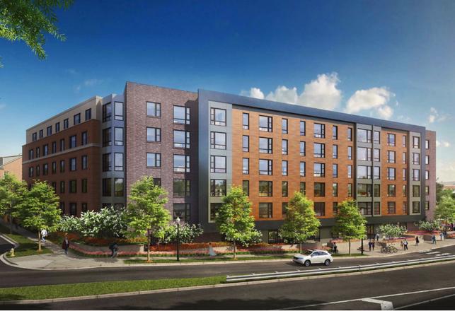 97-unit multifamily building Wesley Housing Development Corp. Buckingham