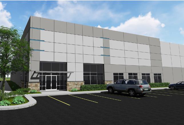 Mercure Logistics Center