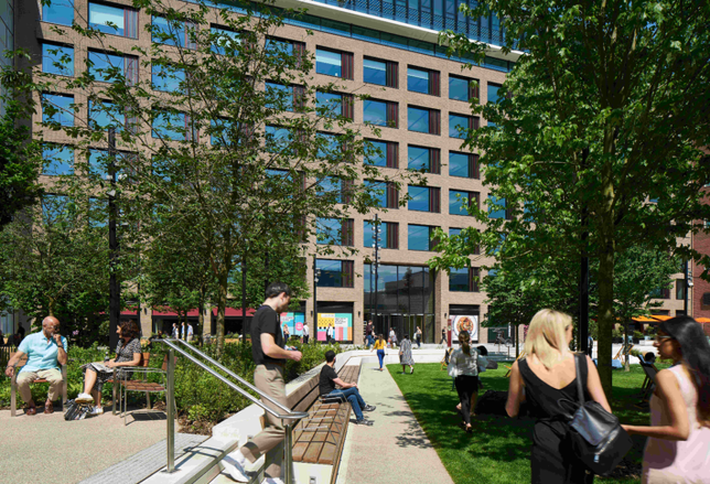 The Biggest Letting Deal In London So Far This Year Was In A Pretty Off-Beat Area