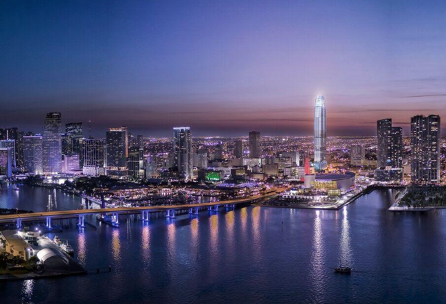'Aggressive' Turkish Billionaire's First U.S. Project, The Tallest Tower In Florida, To Break Ground Soon