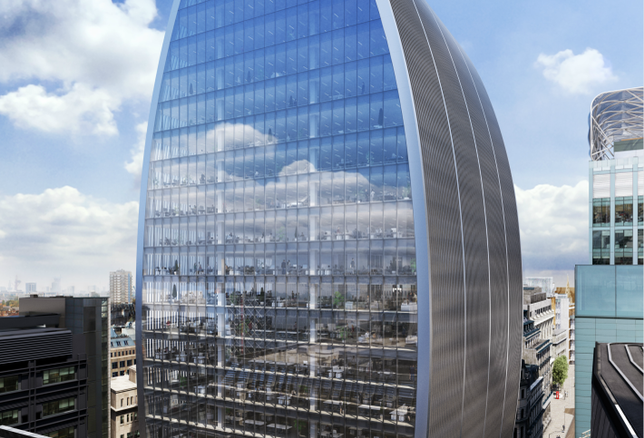 The 9 Largest Offices Completing In London In The Rest Of 2018