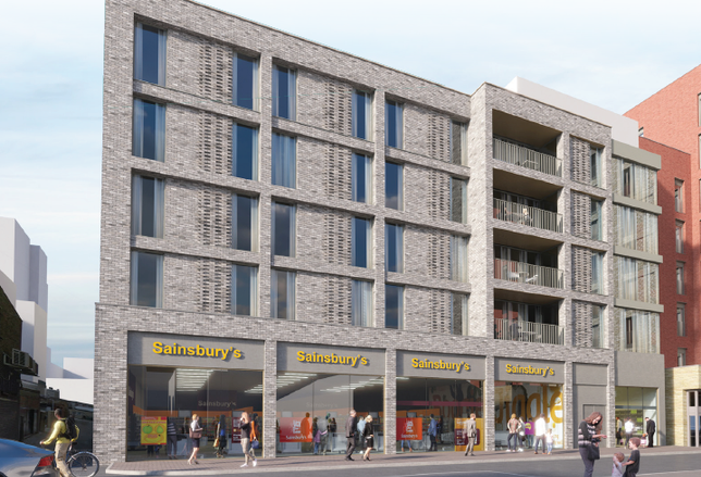 Everyone Is Talking About Adding Resi To Retail. Here's How It Works In Practice