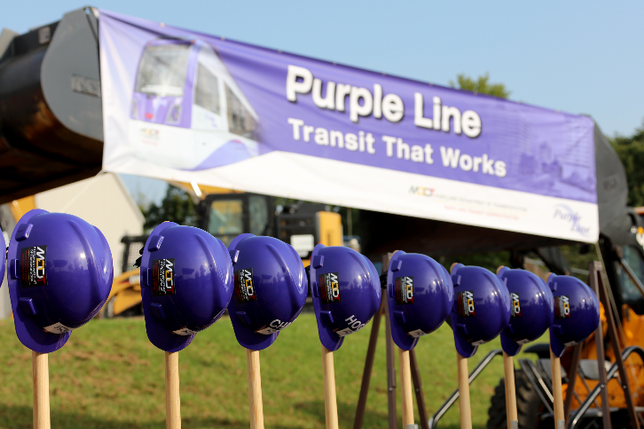 One Big Question: Will The Purple Line Steer Prince George's County Office Development In The Right Direction?