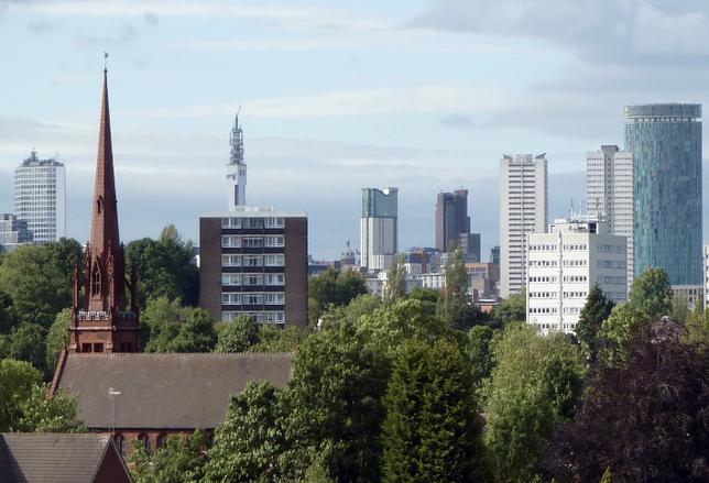 Up, Down, Sideways: What Direction For Birmingham City Centre Development?