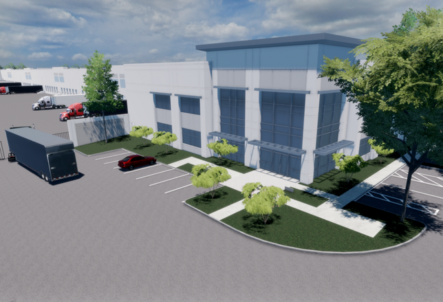 In a JV Ivanhoe Cambridge and CapRock Partners plan to develop a $450M, 3M SF industrial business park in Ontario, CA.