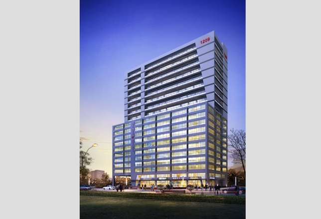 Owners Of A Landmark Restaurant In Montrose Request To Redevelop As 20-Story Mixed-Use Tower