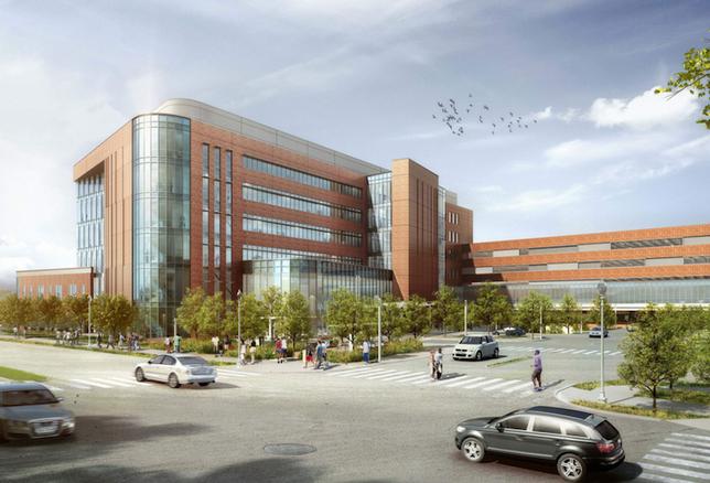 Virginia Hospital Center expansion