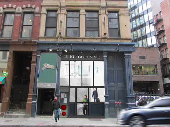The 'Wrong' J.J. Foley's Is Getting Into The Downtown Office Game