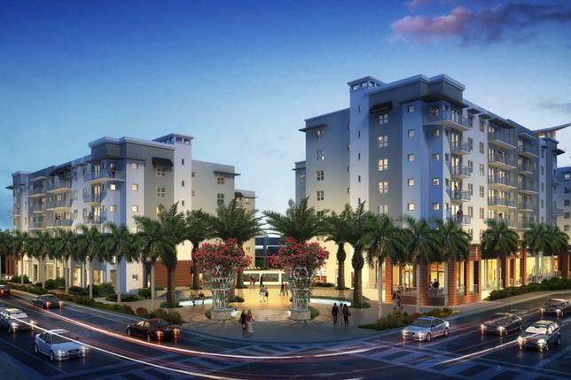 New Luxury Apartments Mark Transformation of Hallandale Beach
