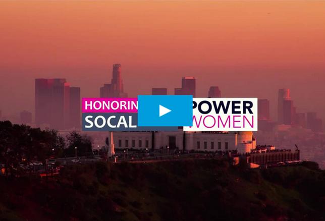 Socal power women video