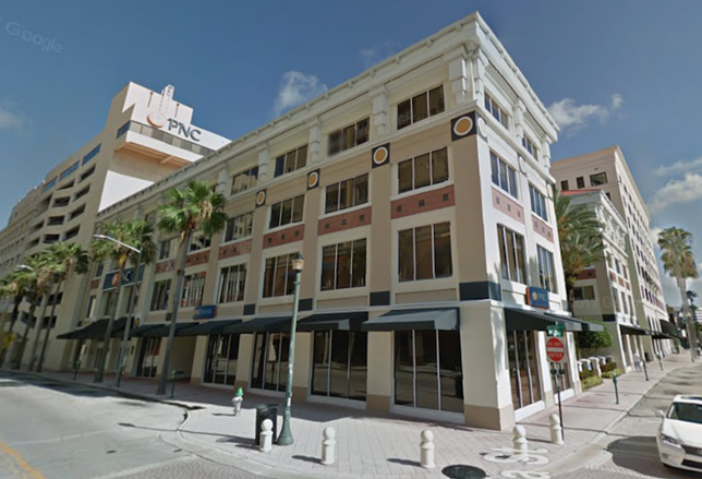 4-Story West Palm Beach Office Building Trades For $14M
