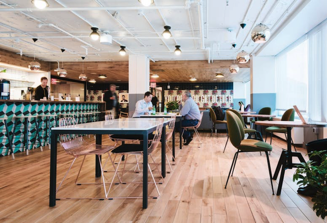 The Essential Amenity Powering D.C.'s Coworking Spaces