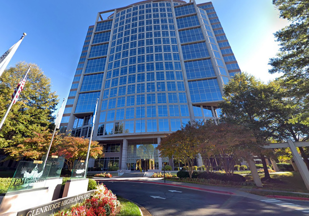 5565 Glenridge Connector, Suite 450 Atlanta, GA 30342