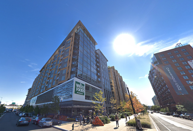 The Whole Foods at at 101 H St. SE, in WC Smith's The Collective development, opened in September