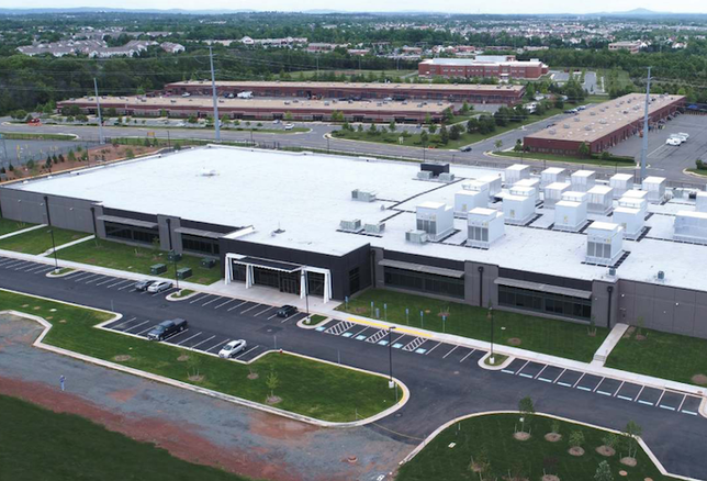 Sabey Data Centers Intergate.Ashburn