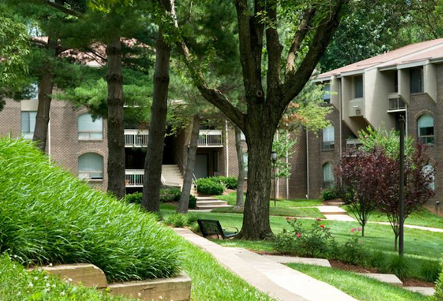 The PeachTree of McLean apartments