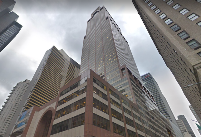 1 Dead After Helicopter Crash Lands On Roof Of $2B Manhattan Office Tower