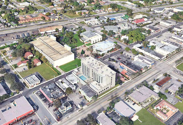 Dania Beach Moving Forward With $634M City Center Redevelopment