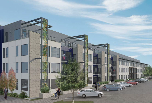 Waterfront Place Apartments In Everett Secures $66.9M Construction Loan