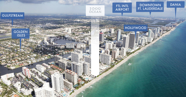 Luxury Projects, 20 Towers, Planned For Hallandale Beach