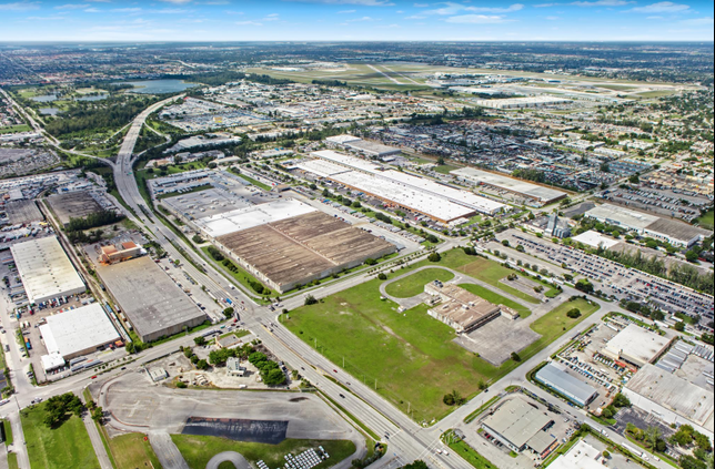 Industrial Rents In South Florida Eclipse $9 Per SF For The First TIme