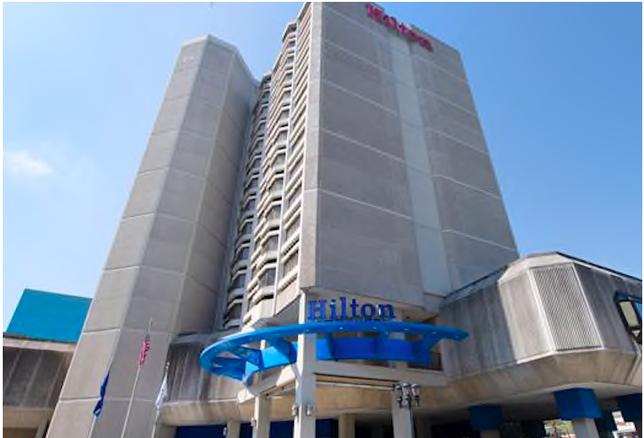 The Hilton Crystal City at Washington Reagan National Airport