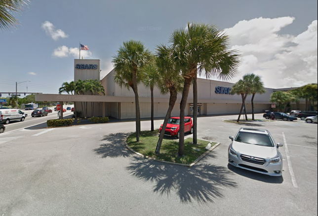 The Sears on Fort Lauderdale's Federal Highway is set to be redeveloped.
