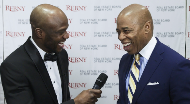 VIDEO: Behind The Scenes Of The Real Estate Board Of New York's 124th Annual Banquet