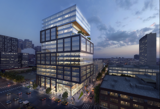 Parkway Corp. Finalizes Deal With Morgan Lewis To Anchor New Center City Office Building