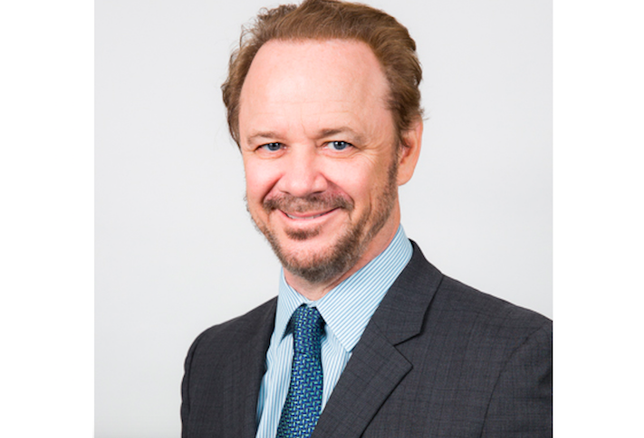 Avison Young principal Jonathan Hipp, formerly CEO and founder of Calkain Cos.