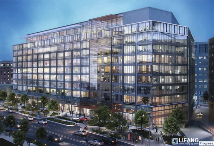 Office Building Near Union Station Eyed For Hotel, Retail Redevelopment