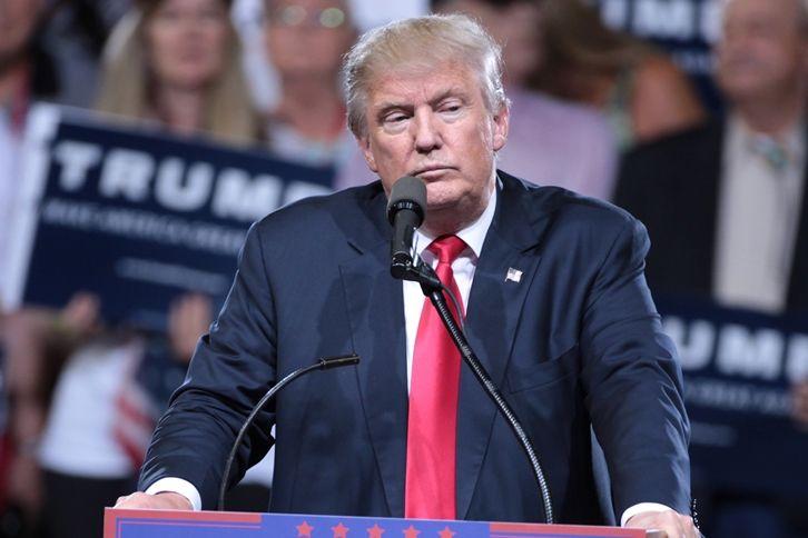 Trump's Company Lost Nearly 40% In Revenue Last Year