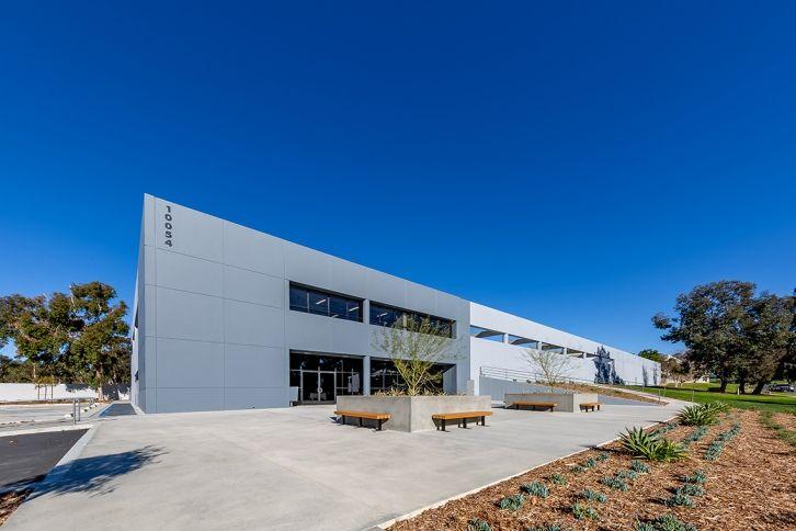 CapRock Revives '80s-Era Scripps Ranch Industrial Building