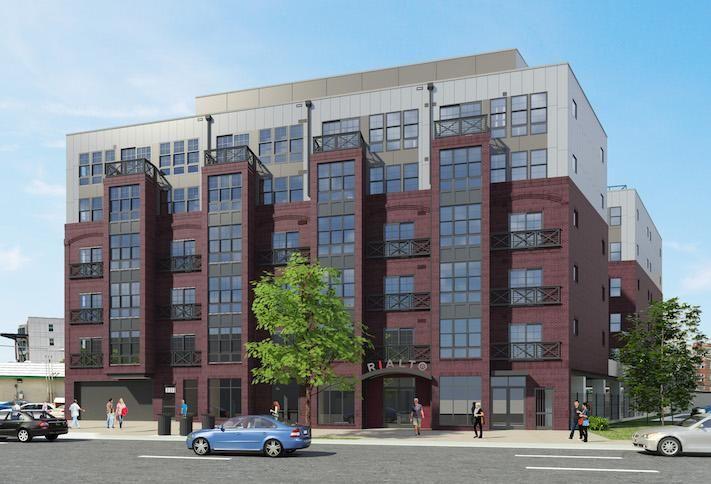 Capital City Plans 74-Unit Condo Project Near Rhode Island Avenue Metro Station