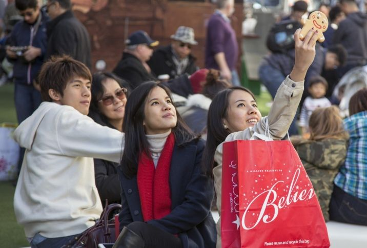 Gen Z: New Hope For Struggling Malls?