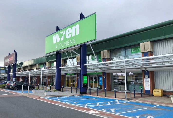 British Retailer Wren Kitchens To Roll Out U.S. Locations, Starting With Former Big-Box Store