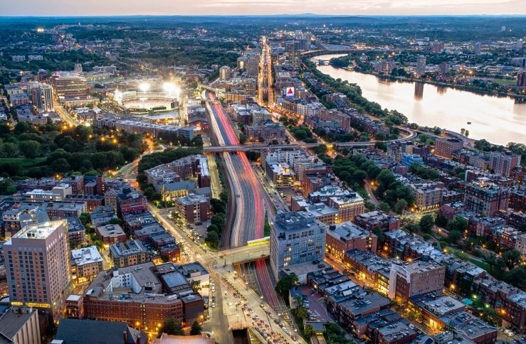 The Pandemic Added Gasoline To Boston's Already-Blazing Affordable Housing Crisis