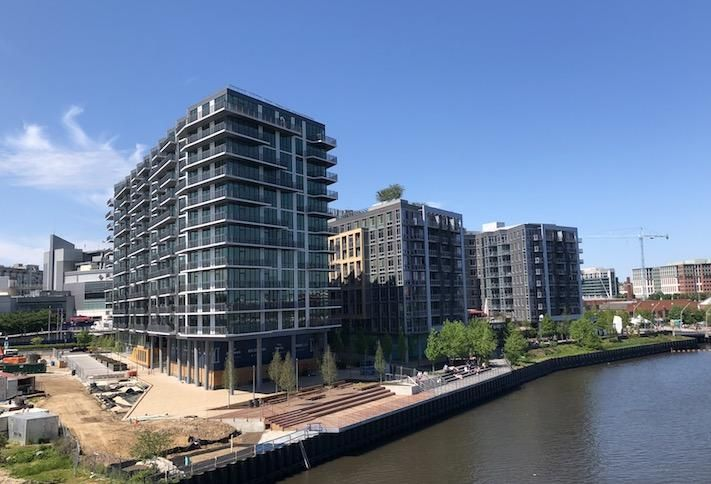 Apartment Developers Compete For Tenants In D.C.'s Supply-Heavy Waterfront Market