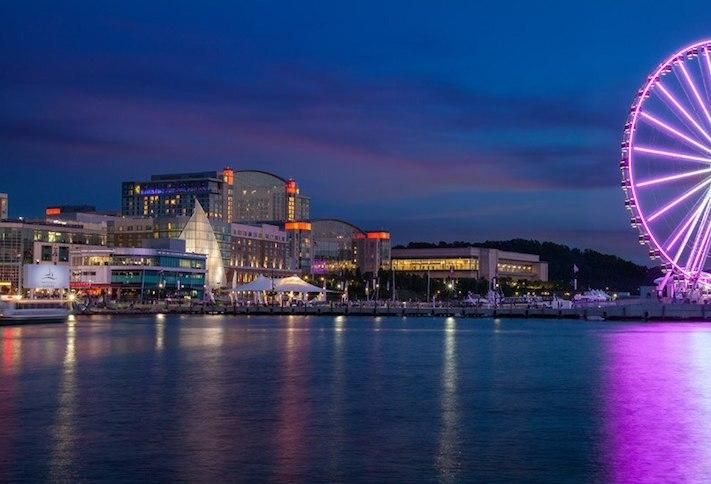 National Harbor Starting To Rebound From Crisis, But Gaylord Closure Hurting Businesses