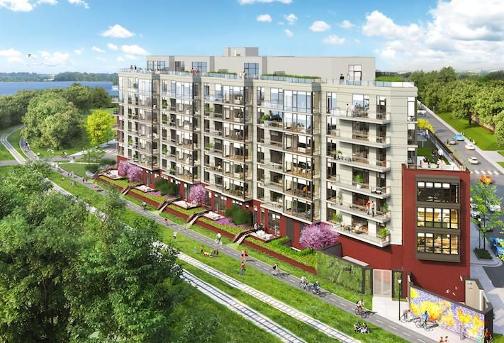 Carr Breaks Ground On Alexandria Condos As D.C. Suburban Housing Prices Rise