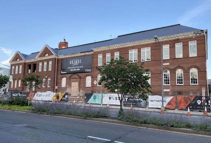 Long-Awaited Redevelopment Of Historic U Street School Nearing Completion