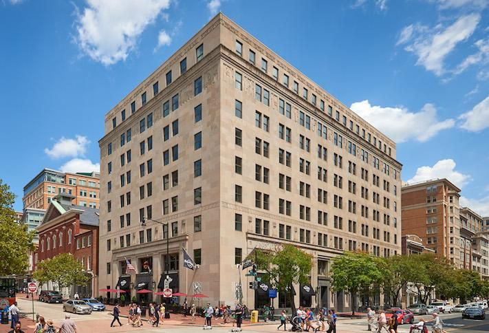 Douglas Renovates Historic East End Office Building After Losing Federal Agency