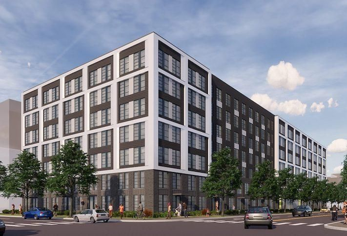 Major NoMa Project Lands $47M Financing Package For First Phase Of Construction